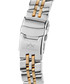Air Fighter Bicolour silver steel watch Sale - hindenberg Sale