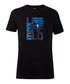 Black & blue cotton logo T-shirt Sale - Lagerfeld Sale