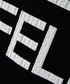 Black & white cotton blend T-shirt Sale - Lagerfeld Sale