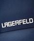 Navy logo cap Sale - Lagerfeld Sale