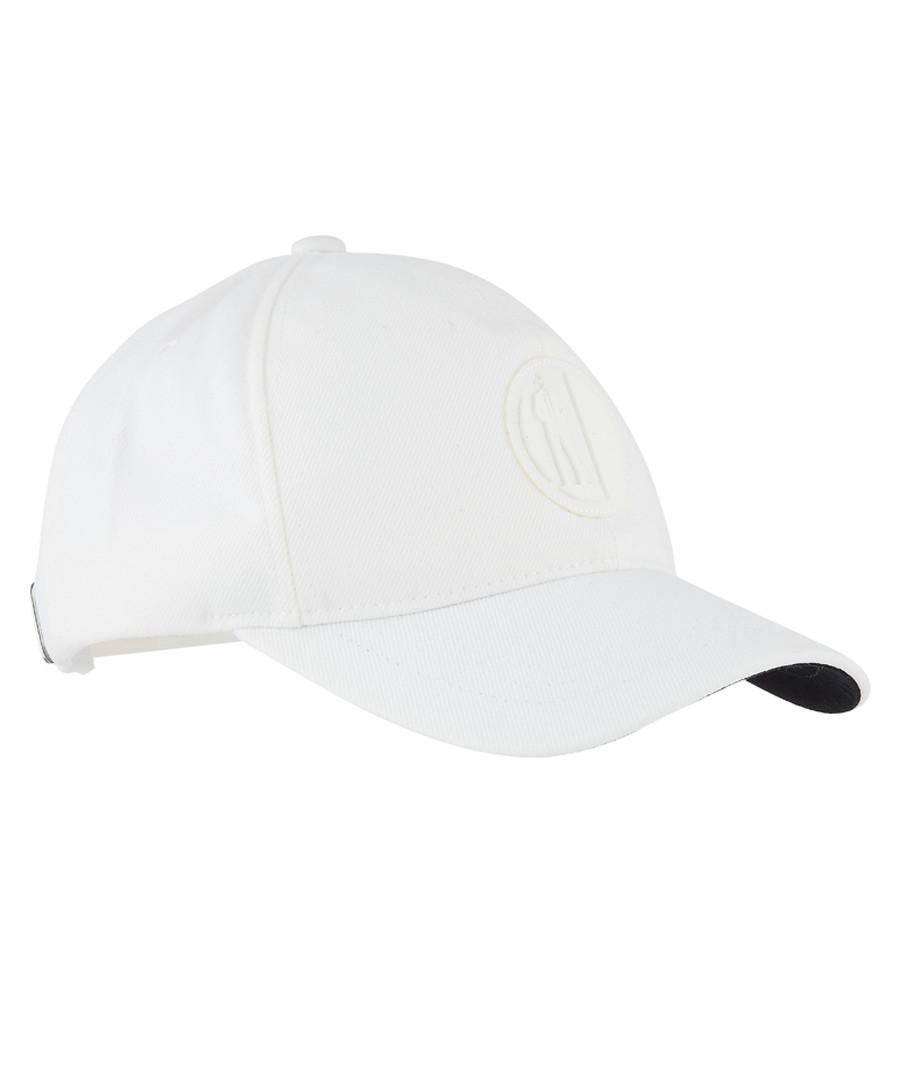 White emblem cap Sale - Lagerfeld