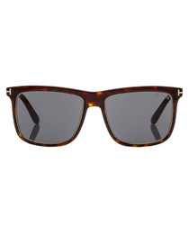 Karlie Havana & grey sunglasses