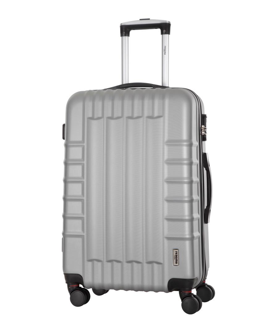 Hunter grey spinner suitcase 70cm Sale - renoma