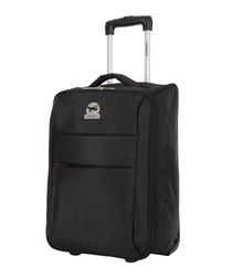 Andalus black suitcase 50cm