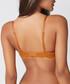 Chloe mustard lace plunge bra Sale - Boux Avenue Sale