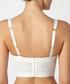 Angelina ivory padded longline bra Sale - Boux Avenue Sale