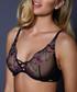 Estelle black lace plunge bra Sale - Boux Avenue Sale