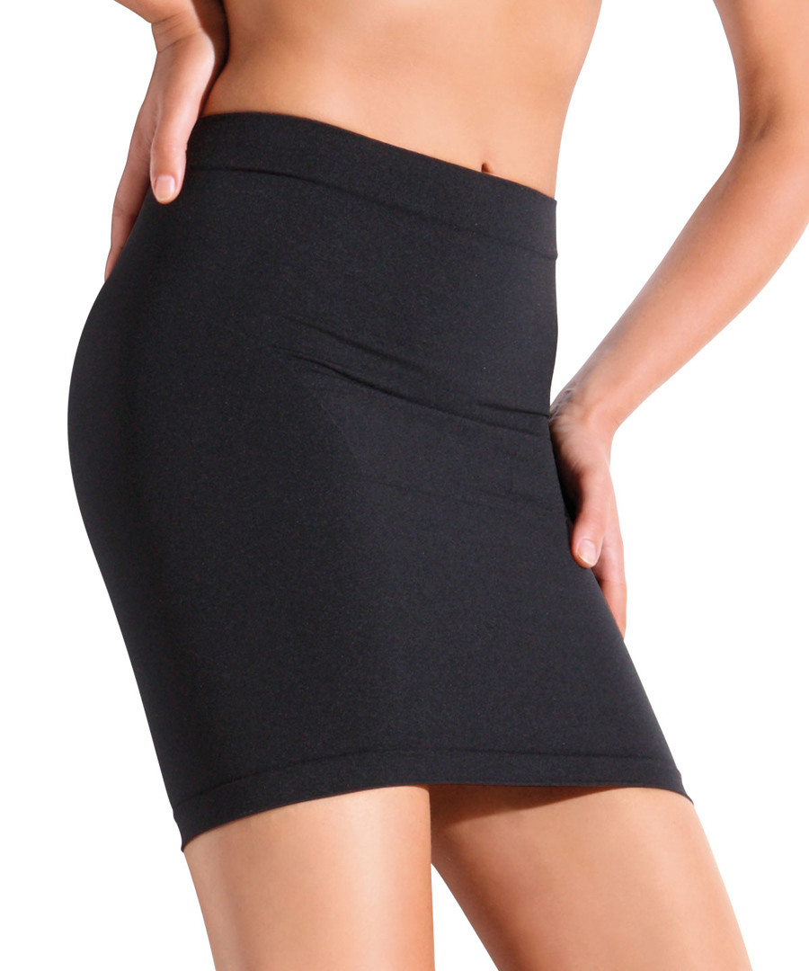 Black shaping under-skirt Sale - controlbody