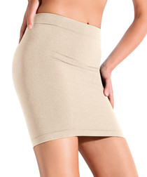 Nude shaping under-skirt