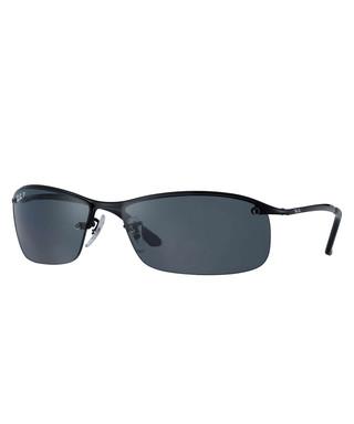 1e9a40e5850 RAYBAN. Top Bar black   grey sunglasses