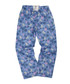 Blue cotton print pyjama bottoms Sale - Mini Vanilla Sale