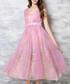 2pc pink dress & cloak set Sale - Kaimilan Sale