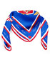 God Save The Monarchy blue flag scarf Sale - alber zoran Sale