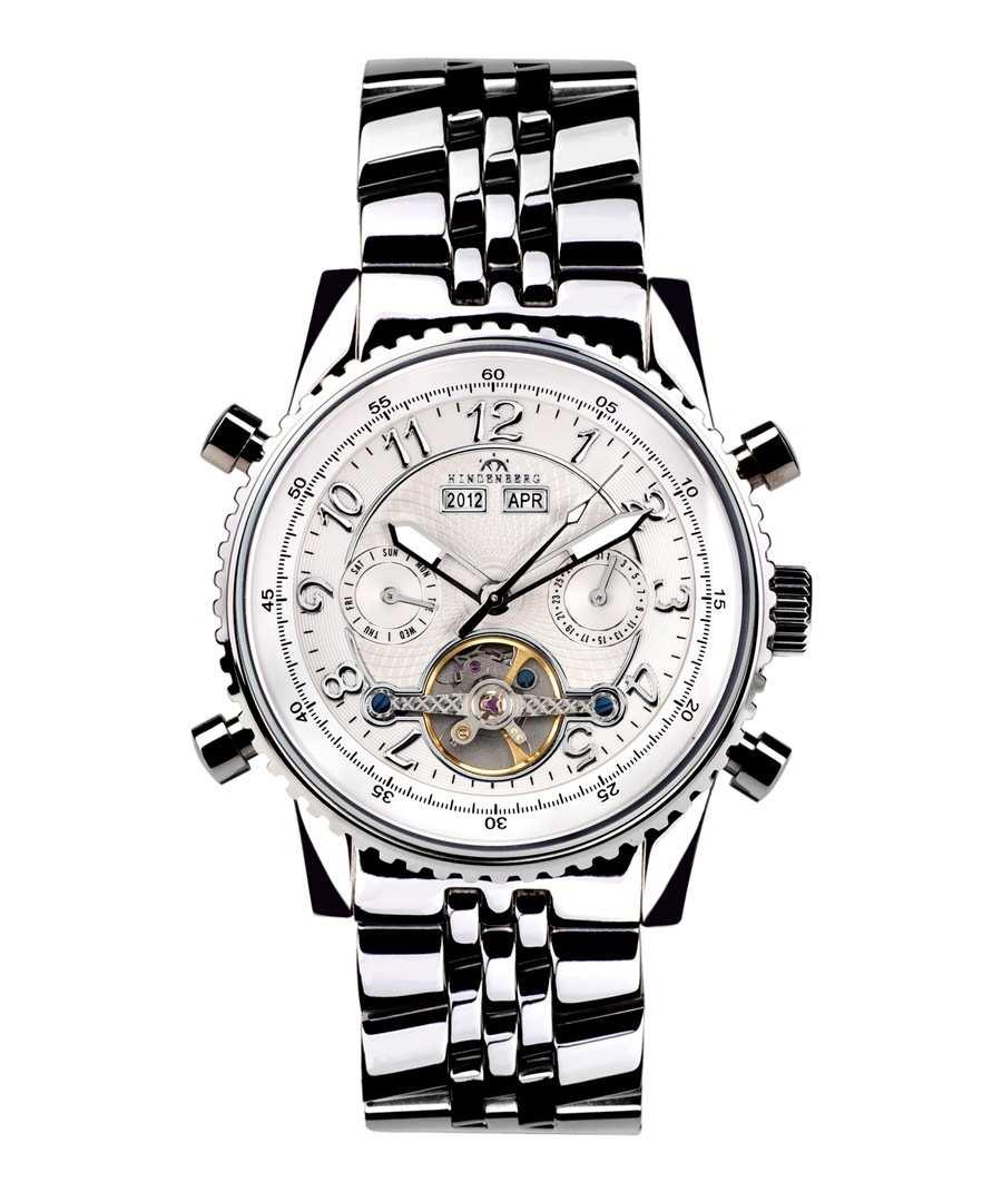 Air Professional steel watch Sale - hindenberg