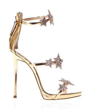 1282742dbc8 Harmony gold-tone leather heels Sale - GIUSEPPE ZANOTTI Sale