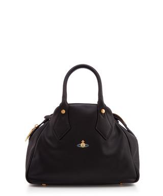 5f7c1834df Liverpool black leather orb grab bag Sale - Vivienne Westwood Sale