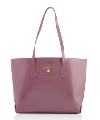 2b8e5d34b4 Newcastle plum pink & gold-tone bag Sale - Vivienne Westwood Sale