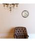Glory Time marble-effect wall clock Sale - Walplus Sale