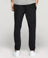 Black pocket tipping trousers Sale - kuegou Sale