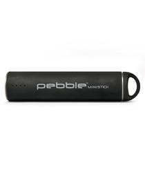 Pebble Ministick black powerbank