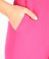 Fuchsia cut-out one shoulder jumpsuit Sale - marmuri Sale