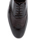 Brown leather Oxford shoes Sale - Baqietto Sale