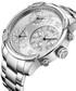G4 stainless steel & diamond link watch Sale - jbw Sale