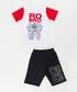 2pc Boy's Ro-Bro cotton blend set Sale - Denokids Sale