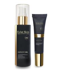 2pc 24K Gold Anti-Wrinkle set