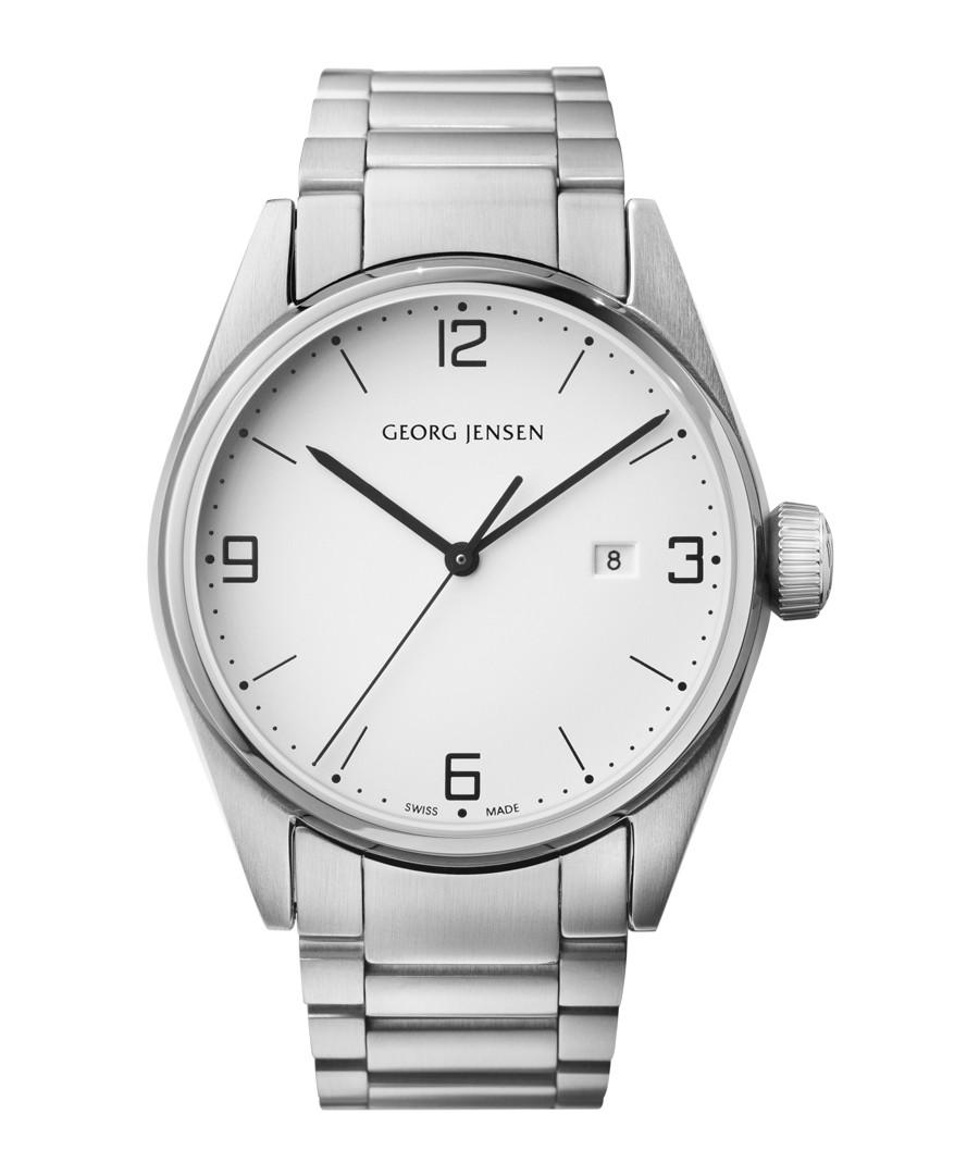 Delta Classic stainless steel watch Sale - Georg Jensen