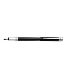 Silverline rhodium-plated fountain pen