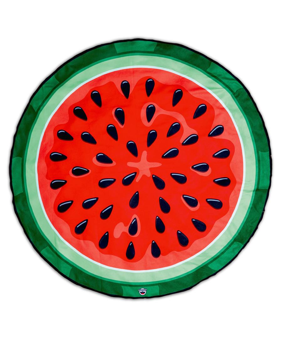 Watermelon beach blanket Sale - big mouth inc
