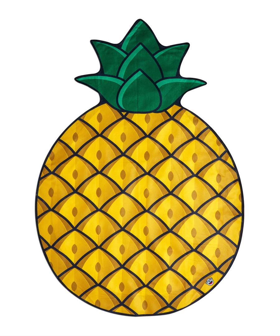 Pineapple beach blanket Sale - big mouth inc