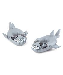 2pc Shark beverage boat set