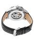 Callisto black leather watch Sale - heritor automatic Sale