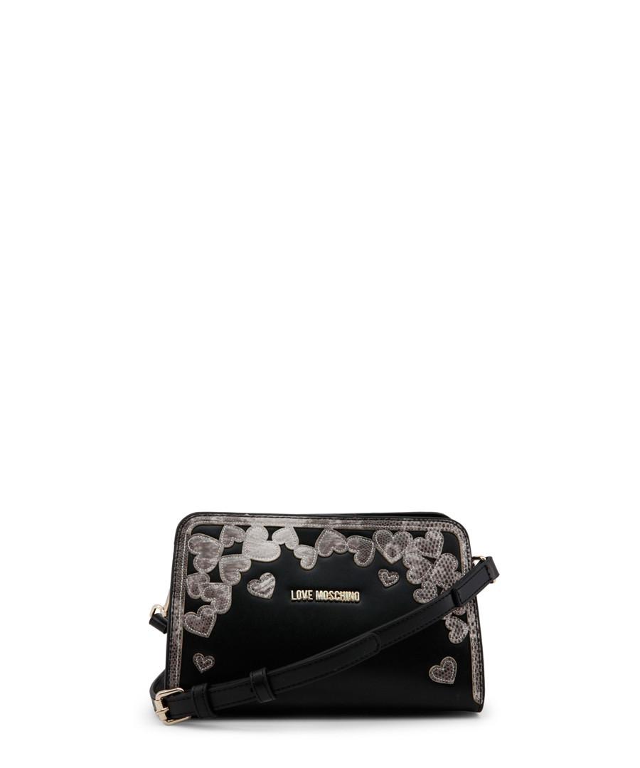 e0e72fde5420b Moschino Clutch Bag Black