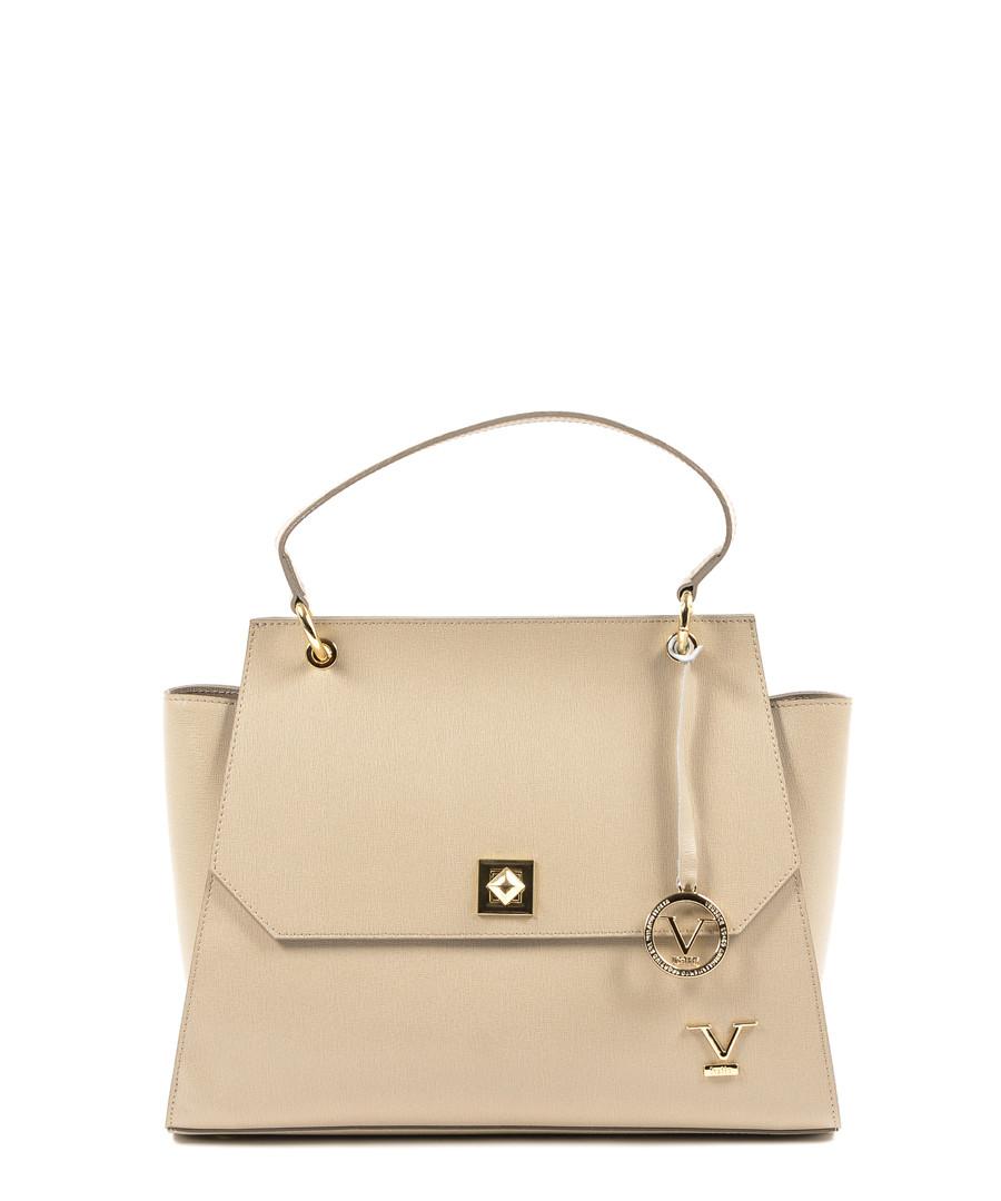Beige leather flap grab bag Sale - VERSACE 1969 ABBIGLIAMENTO SPORTIVO SRL  MILANO ITALIA b40e029e6c1a4