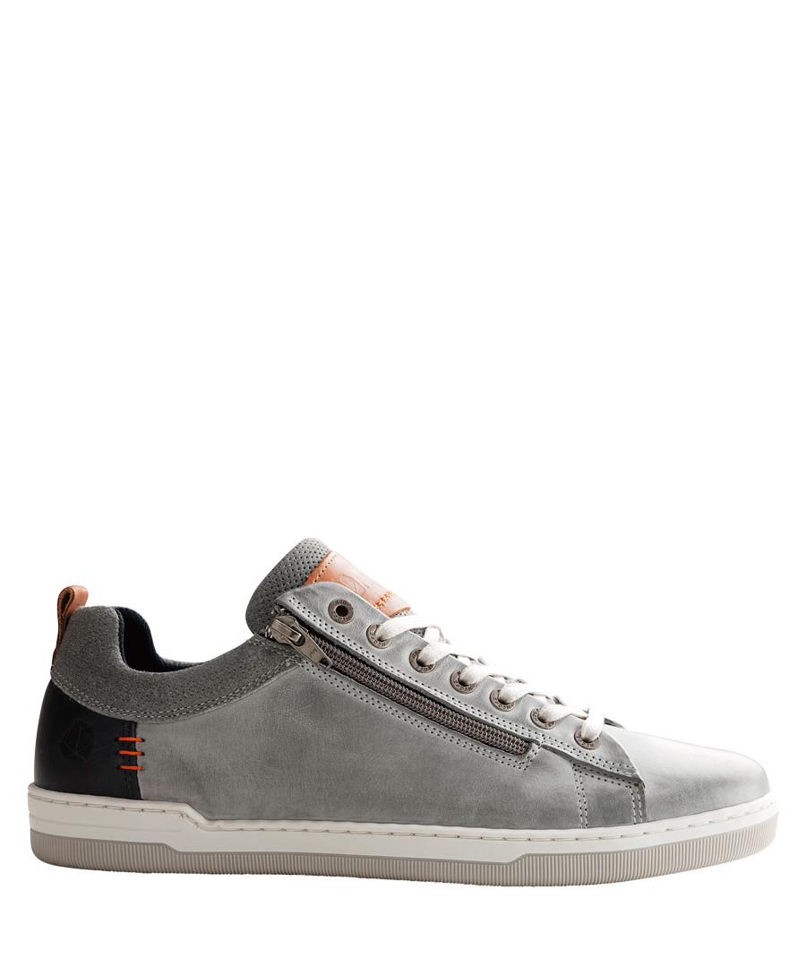 Men's C.Maderno grey suede sneakers Sale - NoGRZ