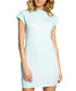 Mint green short sleeve dress Sale - made of emotion Sale