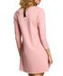 Pink cotton heart pocket dress Sale - made of emotion Sale