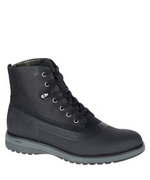 Men's Radley black suede ankle boots