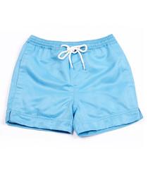 Kids Blue swimming trunks