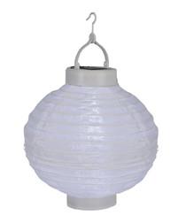 White rice paper ball lantern 22cm