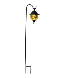 Tiffany metal hanging lantern