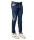 Blue cotton distressed jeans Sale - dsquared2 Sale