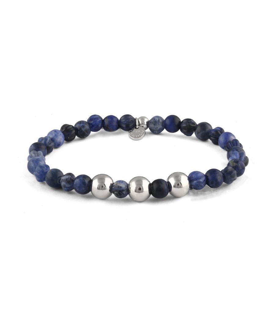 Blue sodalite bead bracelet Sale - Tateossian