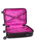 Wild black spinner suitcase 46cm Sale - steve miller Sale