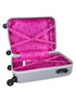 Child silver spinner suitcase 46cm Sale - steve miller Sale