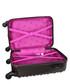 Heart grey spinner suitcase 46cm Sale - steve miller Sale
