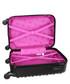 Heart black spinner suitcase 46cm Sale - steve miller Sale